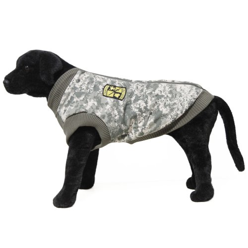 Gooby Big Dog Camo Vest, Medium by Gooby