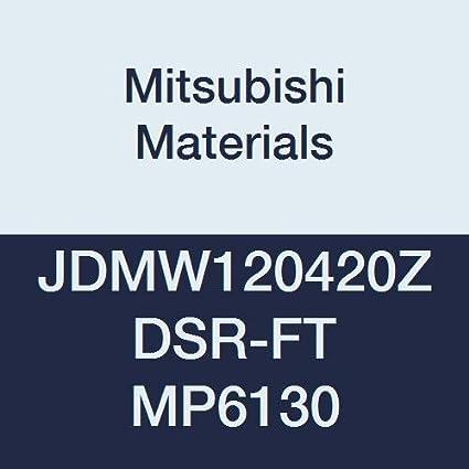 JDMW 120420ZDSR FT VP30RT MITSUBISHI *** 10 INSERTS *** FACTORY PACK ***