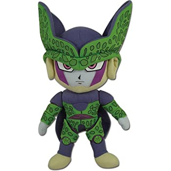 Great Eastern Animation Dragon Ball Z GE 52966 Perfect Cell Stuffed Plush, 8