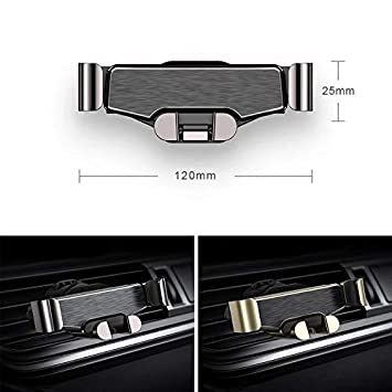 Air Vent Phone Holder Car Gravity Phones Holder Universal Anti-Slip Phone Stand Smartphone Holders JIEHED Car Phone Mounts