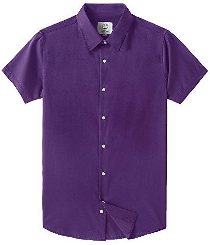Iron Button Up Shirt - 7