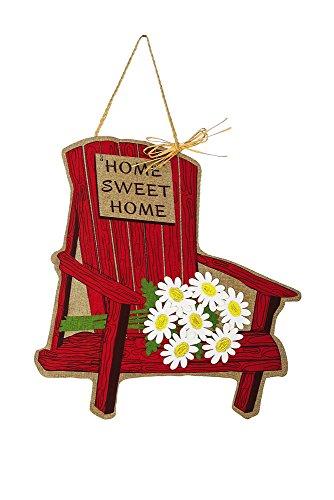 Home Sweet Home Door Hanger - home wall art decor