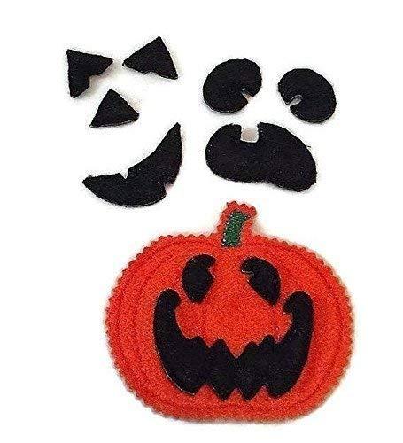 Build a Pumpkin game - Halloween party favors