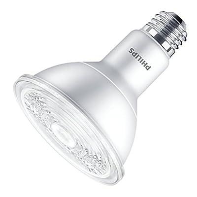 Philips Dimmable 12W ExpertColor 95 CRI 2700K 40° PAR30S LED Bulb
