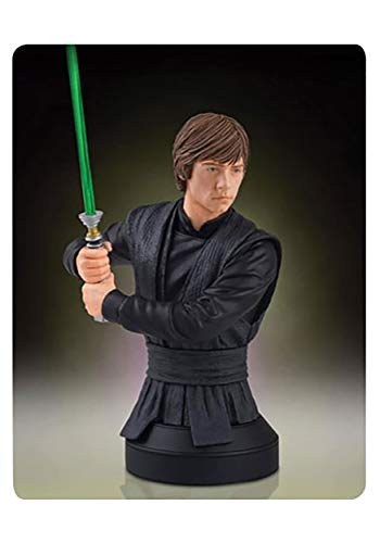 Star Wars Luke Skywalker (Jedi Knight) Collectible Mini Bust - 2018 Convention Exclusive, Standard