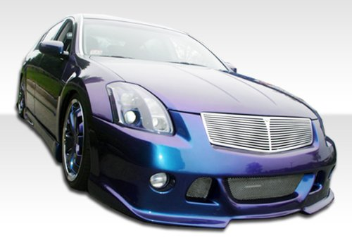 2004-2006 Nissan Maxima Duraflex VIP Kit- Includes VIP Front Bumper (100592), VIP Rear Bumper (100593), and VIP Sideskirts (100594). - Duraflex Body Kits