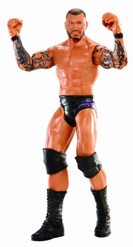 [WWE Series #32 - Royal Rumble 2013 Randy Orton #51 Figure] (Randy Orton Costume)