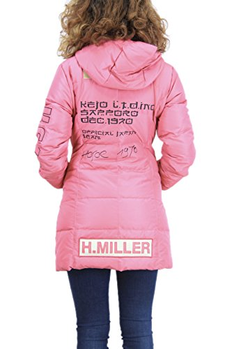 Kejo Women Jacket St Moritz Goose Down Fuxia rxWrEwn