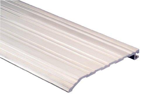 Pemko Half Saddle Threshold, Mill Finish Aluminum, 36