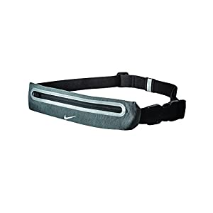 Nike Expandable Running Lean Waistpack (Cool Grey/Black)