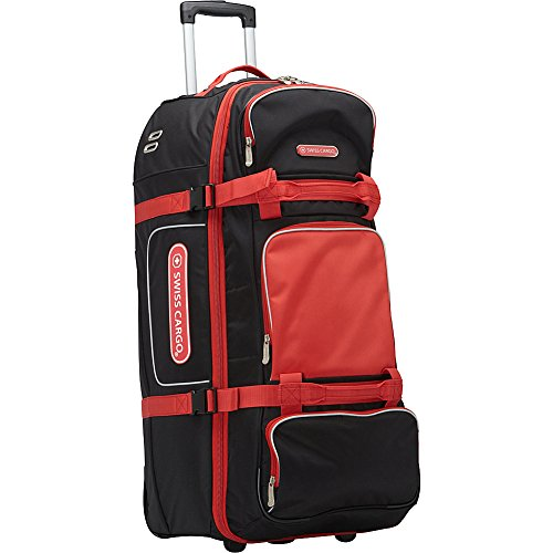 swiss-cargo-trulite-34-wheeled-duffel-black-red