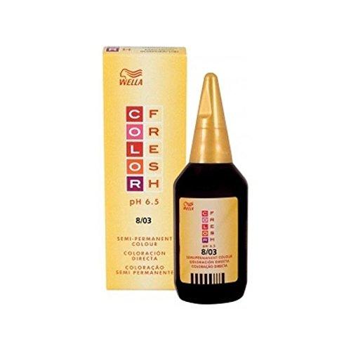 Wella Color Fresh Light Natural Gold Blonde 8.03
