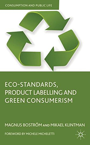 Price comparison product image Eco-Standards, Product Labelling and Green Consumerism (Consumption and Public Life)