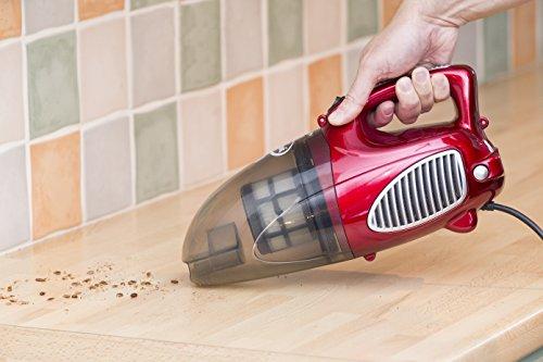 Ewbank Chilli 3 Vacuum, 1000 W, Red