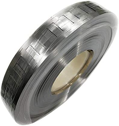 2M Pure Nickel Strip 2P 0.1527mm Nickel Belt//nickel tab//battery Ni belt For 18650 Lithium Battery Welding Tape