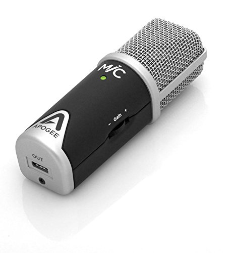 Apogee Professional Quality Microphone Windows