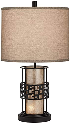 Cooper Mica LED Night Light Table Lamp -