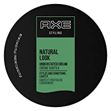 Natural Understated Look Cream by AXE for Men - 2.64 oz Cream