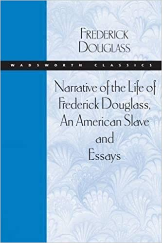 Examples Of Proposal Essays Narrative Of The Life Of Frederick Douglass An American Slave And Essays  Wadsworth Classics St Edition Exemplification Essay Thesis also English Essays Narrative Of The Life Of Frederick Douglass An American Slave And  Persuasive Essay Papers