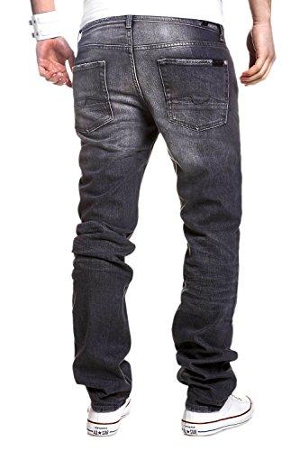 7 for all Mankind Jeans SLIMMY American Rock - Dunkelgrau