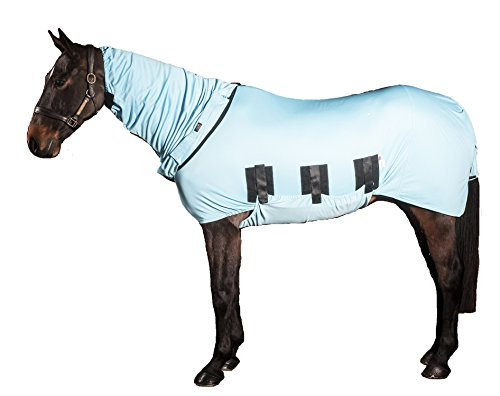 Snuggy Hoods Bug Body Horse Fly Sheet-Insect & UV Summer Protection(54