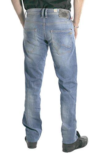 """Herren Jeanshose """"Motion 11 Azur"""" - von Japan Rags - blue"""