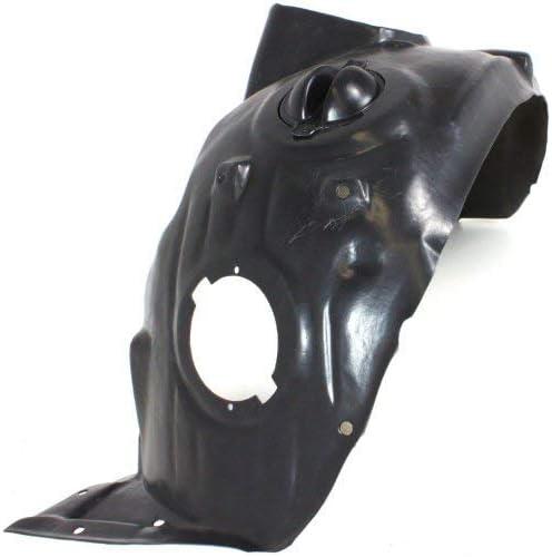 KA LEGEND Front Left Driver Side Fender Liner Inner Panel Splash Guard Shield for Mini Cooper 2007-2015 51717207577 MC1248102