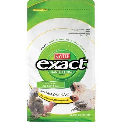 Exact Hand Feeding Bird Food [Set of 2] Size: 18 Ounce