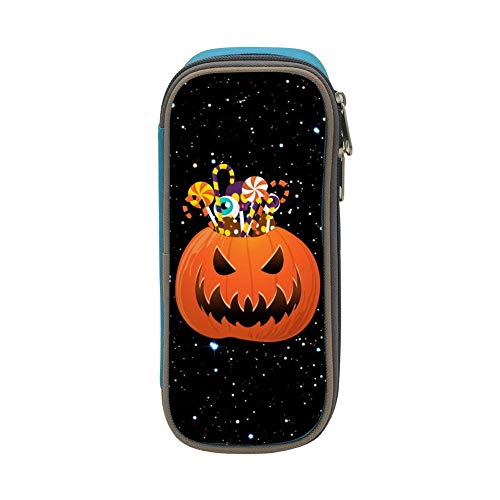 Kids Halloween Pumpkin Party Large Capacity Soft Pen