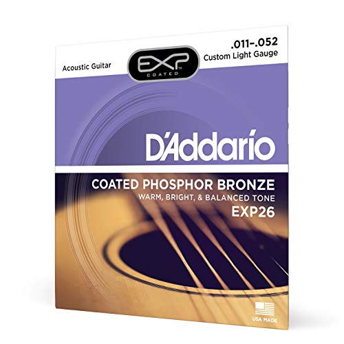 D'Addario Exp26 Coated Phosphor