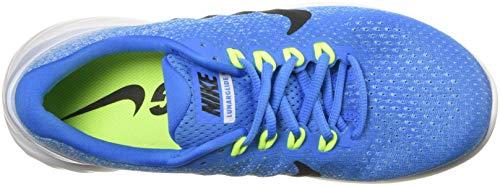 Chaussures Bleu blanc Nike De 9 Running Homme Lunarglide z6w1EqxP