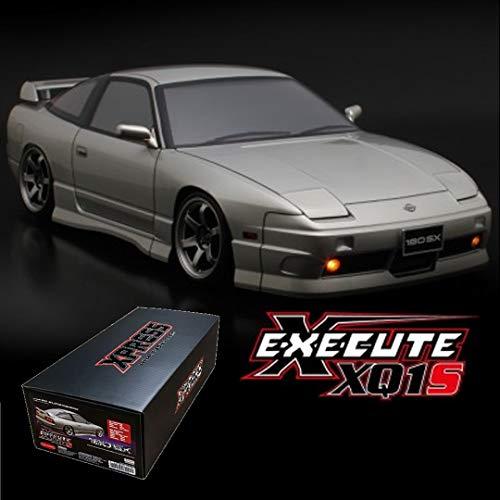 Xpress XP-90012 Execute XQ1S 1/10 Touring Car Kit w/Clear Nissan 180SX Body