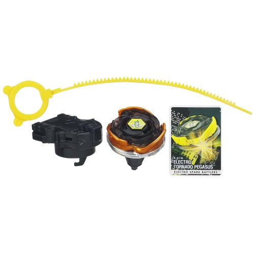 Beyblade Extreme Top System Electro Spark Battlers X-61a Tornado Pegasus (Electro Spark Battlers)