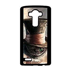 Characters Of Alice In Wonderland Phone Case for LG G4 Cute Perfect Anime Pattern Cover Case