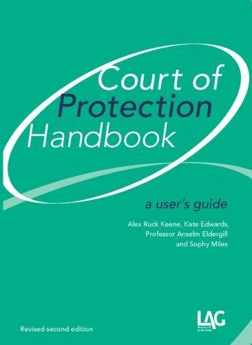 Court of Protection Handbook: A user's guide ebook