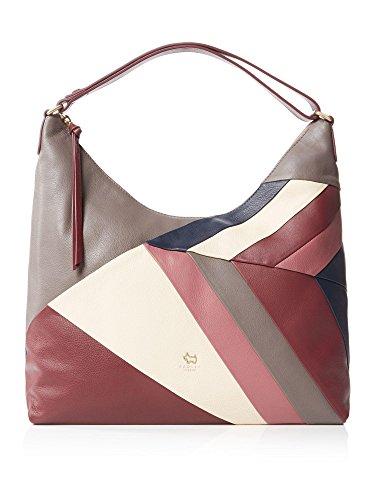 Radley Oxleas patchwork large zip top hobo bag (Patchwork Large Hobo)