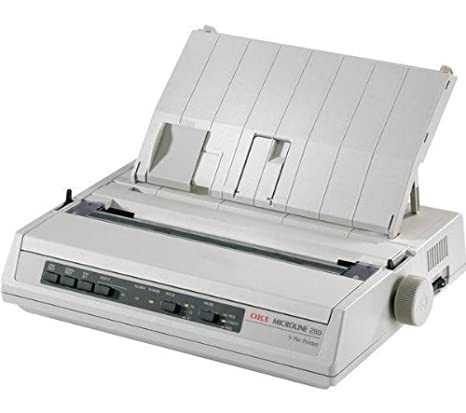 Matrix Impresora Microline 280 + Cable USB A macho/B macho 1 ...