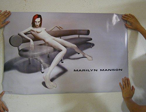Marilyn Manson Poster Mechanical Animal