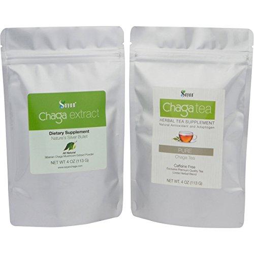 Siberian Harvested Chaga Extract Powder product image