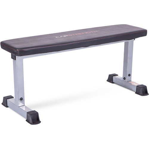 CAP Barbell Strength Flat Bench 702556301555 by CAP Barbell