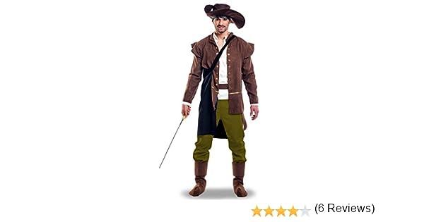 Disfraz de Capitán Tercios Españoles para hombre: Amazon.es ...