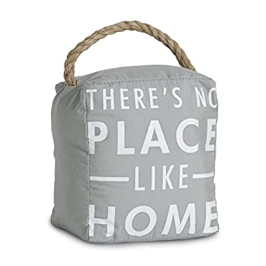 Pavilion Gift Company 72157 No Place Like Home Door Stopper, 5 by 6-Inch