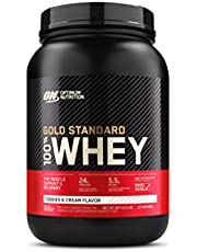 100% Whey Protein Gold Standard, Optimum Nutrition