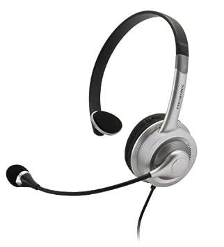 Metronic - Auricular con micrófono tipo telefonista: Amazon.es: Electrónica