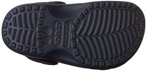 Crocs Classic Kids, Sabots Mixte enfant Bleu (Navy)