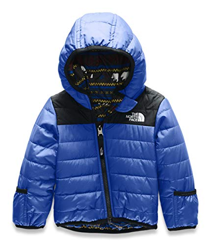 The North Face Infant Reversible Perrito Jacket, TNF Blue, 18-24 Months (Boys North Face Jacket)