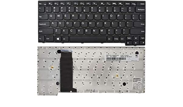 KEYBOARD IBM THINKPAD LENOVO YOGA 11E 04X6338 US