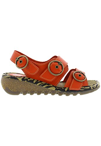 FLY FLY P500806005 Red LONDON P500806005 Sandals LONDON Red Sandals 77xgTO