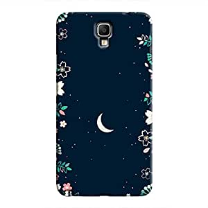 Cover It Up - Flower Moon Galaxy Note 3 Neo Hard Case