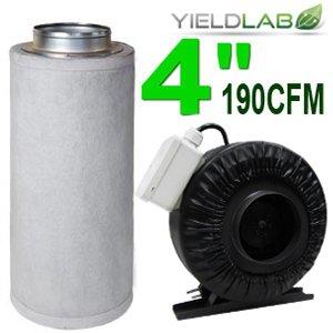 4 can fan filter combo - 5